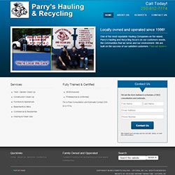 Parry's Hauling