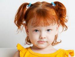 Concerned Redhead Girl About Her Website Designer Switch