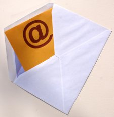Email Marketing Envelope