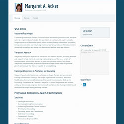 Margaret A. Acker
