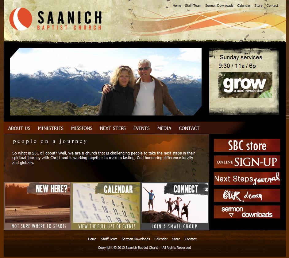 sbc-website
