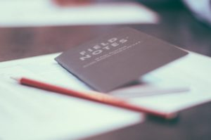 Field Notes Journal